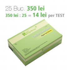 Rapid Antigen Tests BTNX Canada box 25 tests