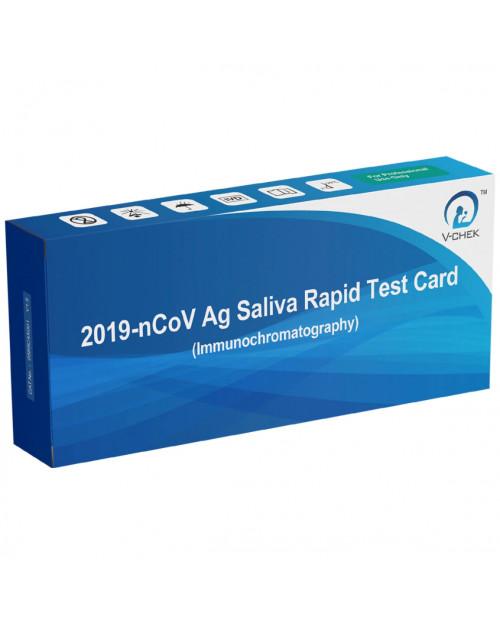 Test rapid antigen saliva V-Chek (acadea) cutie 1 test